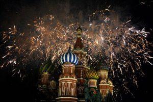 russisk nytår